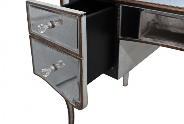 Mirrored Vanity Desk Sale