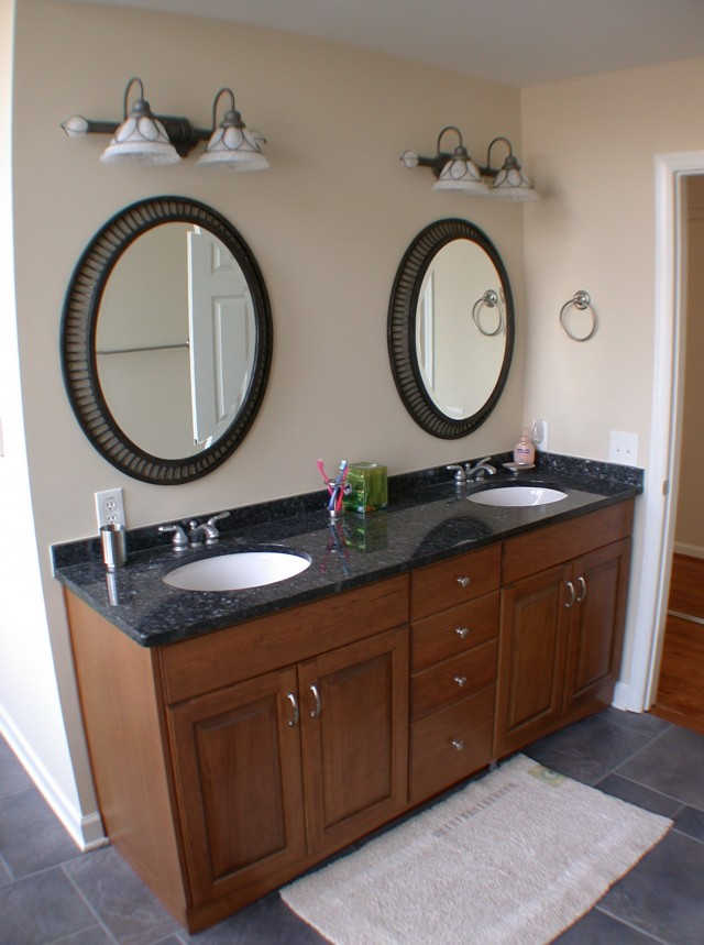 Mirrors For Double Sink Vanities