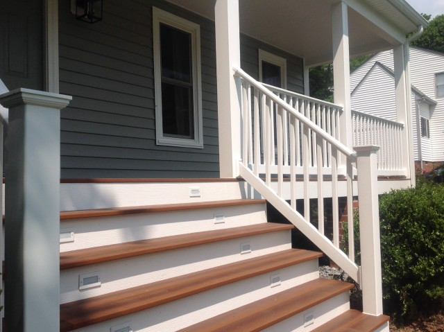 Mobile Home Front Porch Steps
