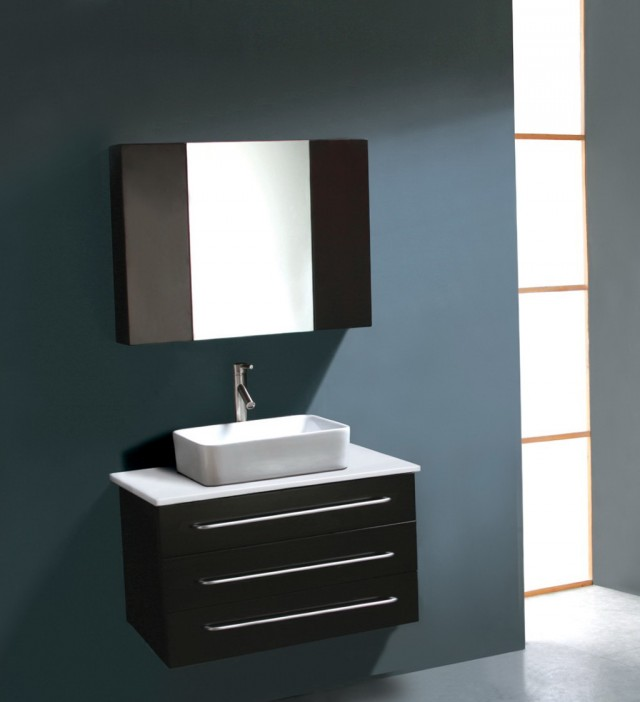 Modern Bath Vanities And Sinks