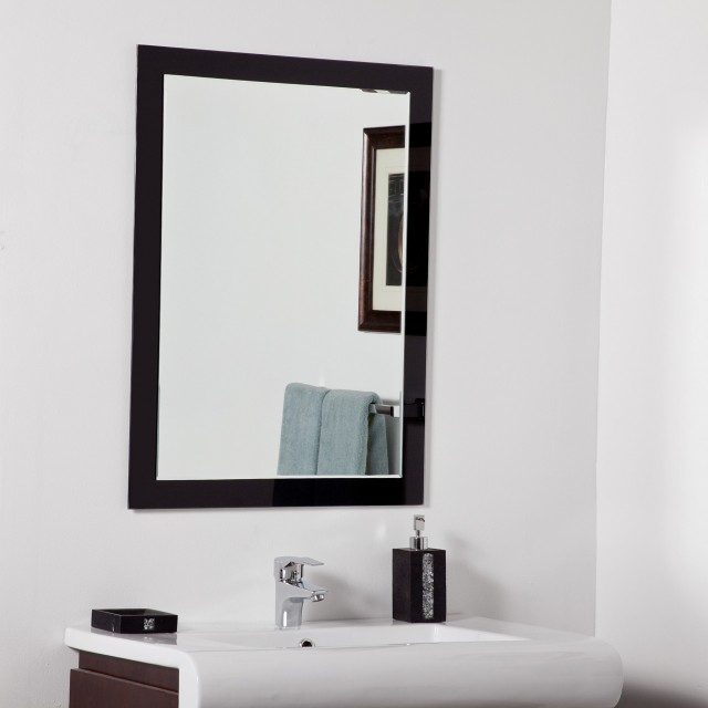 Modern Contemporary Bathroom Vanity