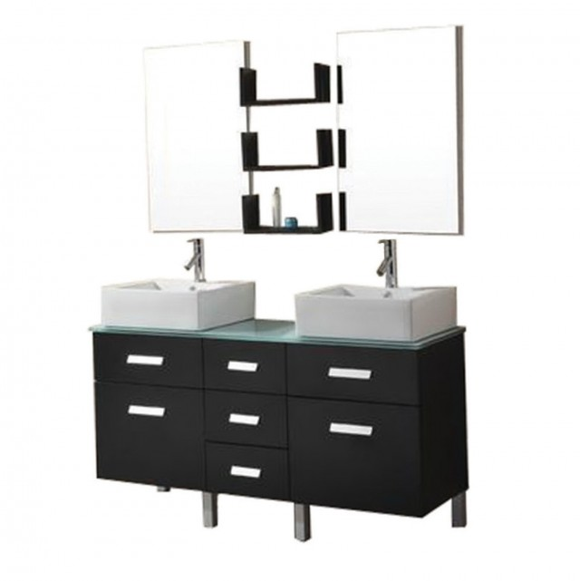 Modern Double Sink Vanities