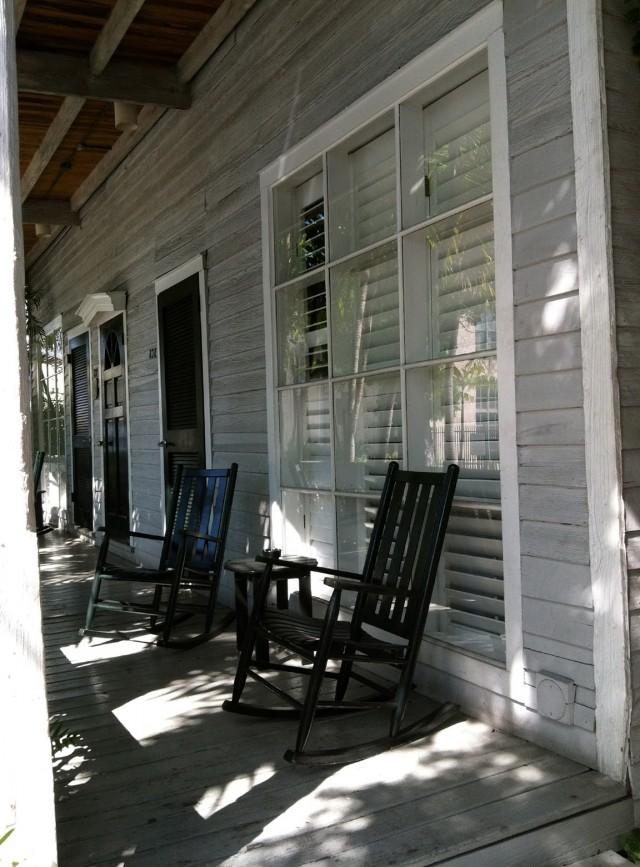 Modern Front Porch Chairs