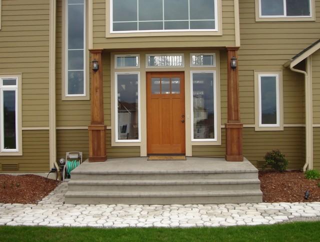 Modern Front Porch Ideas Uk