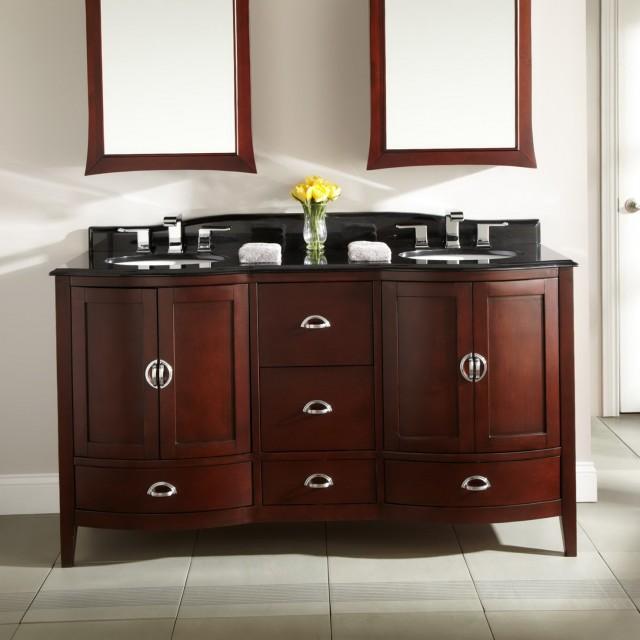 Plumbing A Dual Sink Vanity