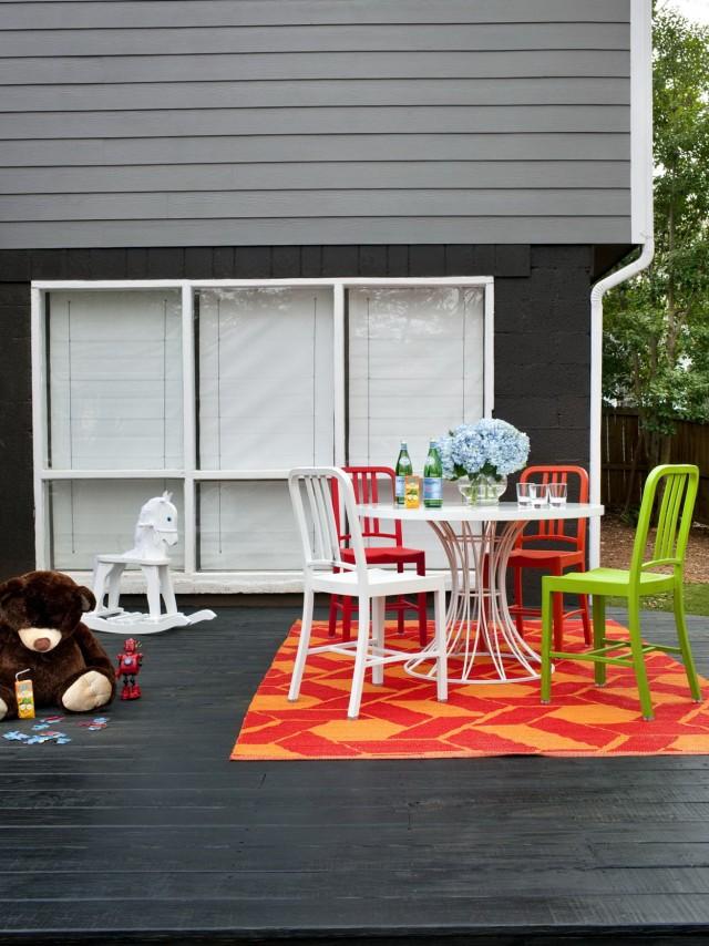 Porch And Deck Paint Colors