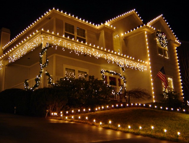 Porch Christmas Tree Set