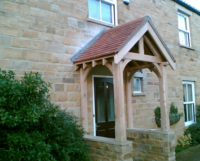 Porch Designs For Houses Uk