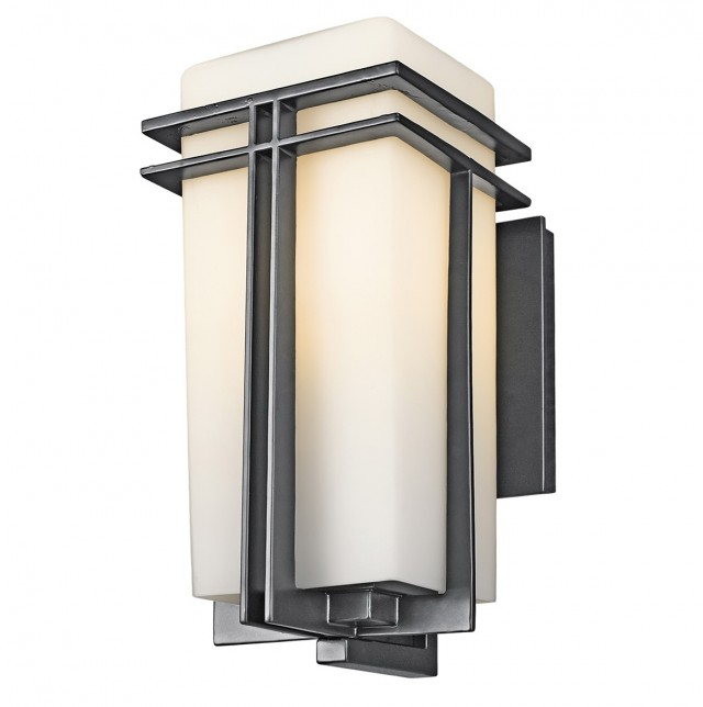Porch Light Fixture With Outlet