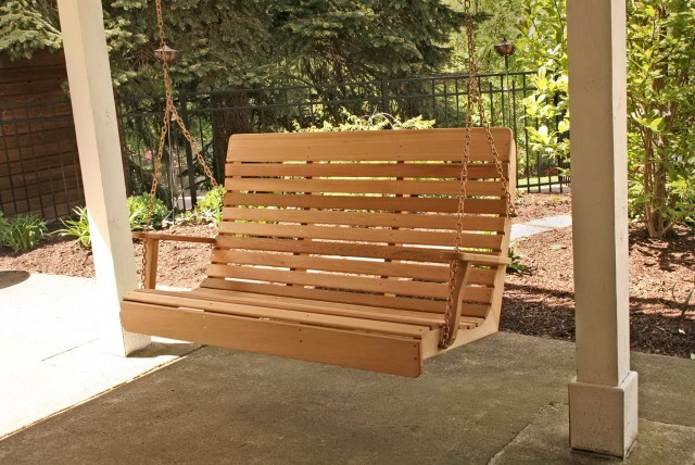 Porch Swing Chair Plans
