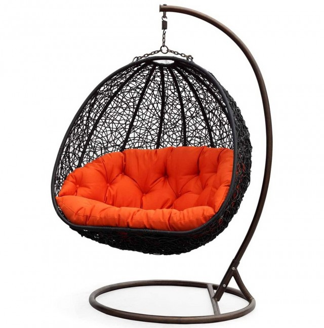 Porch Swing Chair With Stand