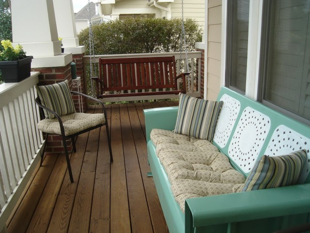 Porch Swing Glider Frame