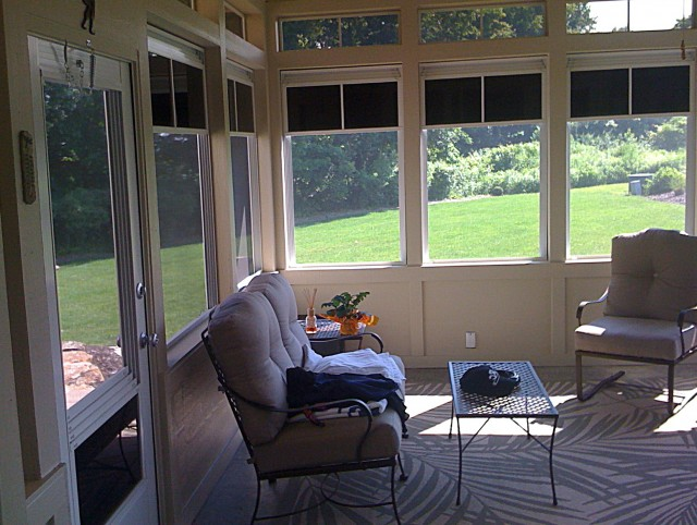 Removable Windows For Screened Porch