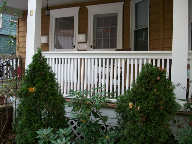 Replacing Porch Columns And Railings