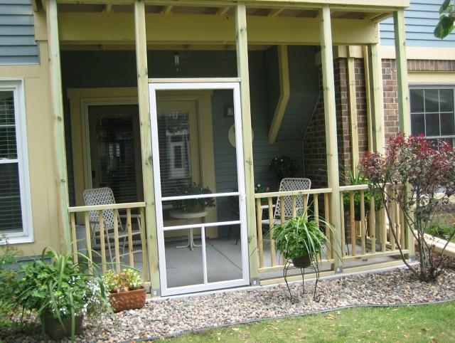 Screen Porch Door Knobs