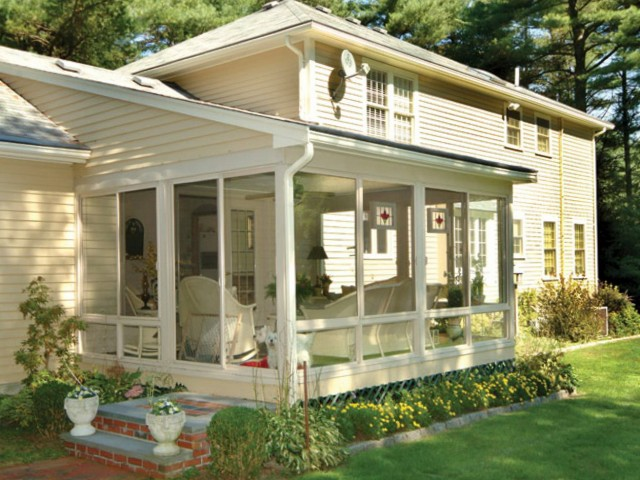 Screened Front Porch Images