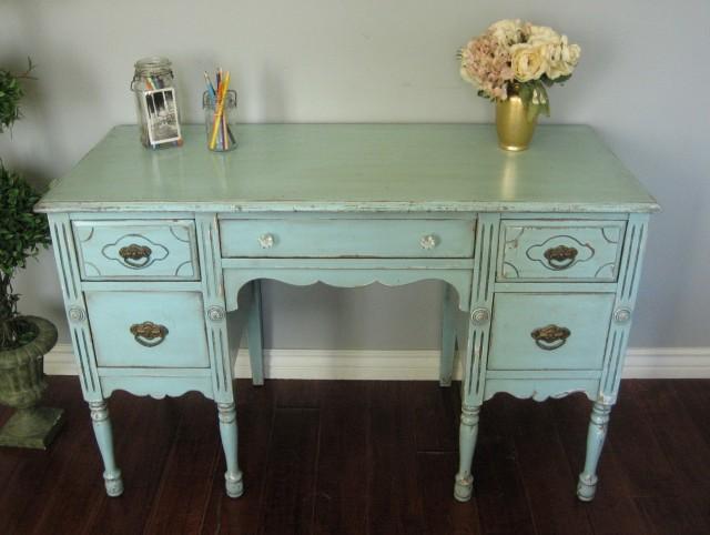 Shabby Chic Vanity Desk