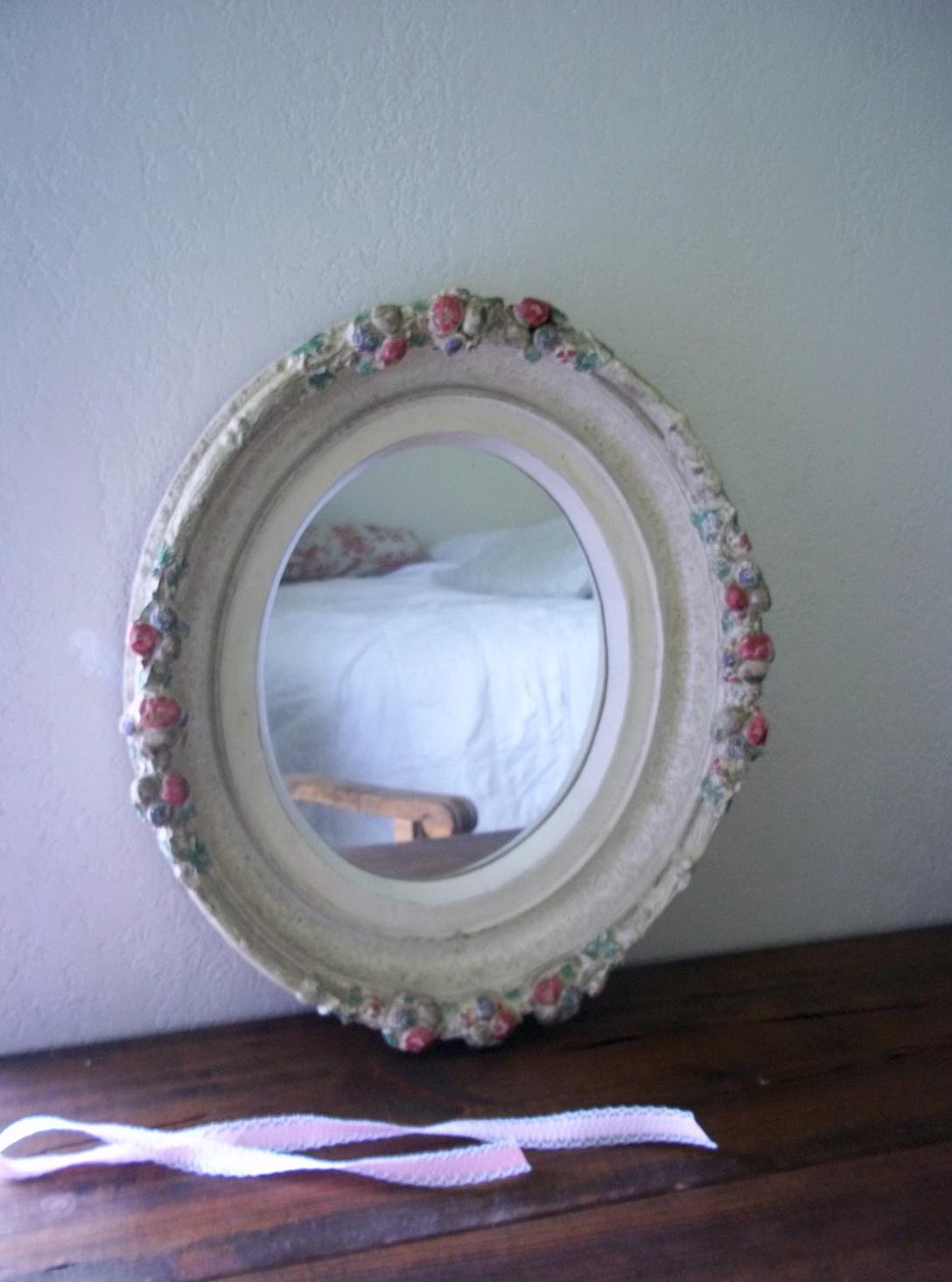 Shabby Chic Vanity Mirror