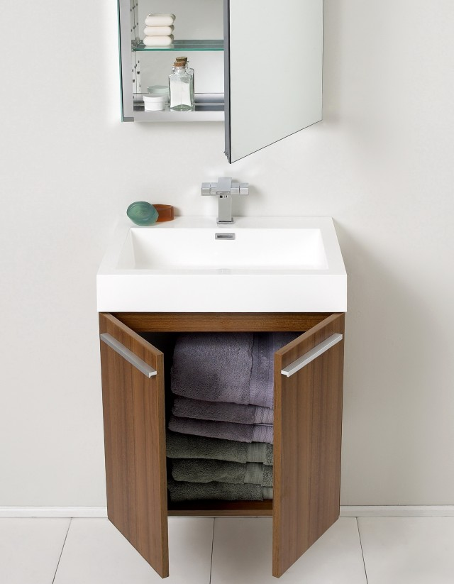 Small Bath Vanity With Sink