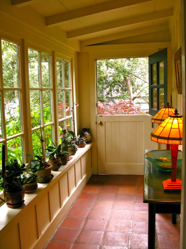 Small Enclosed Front Porch Ideas
