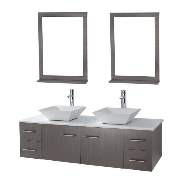 Solid Wood Bathroom Vanity Top