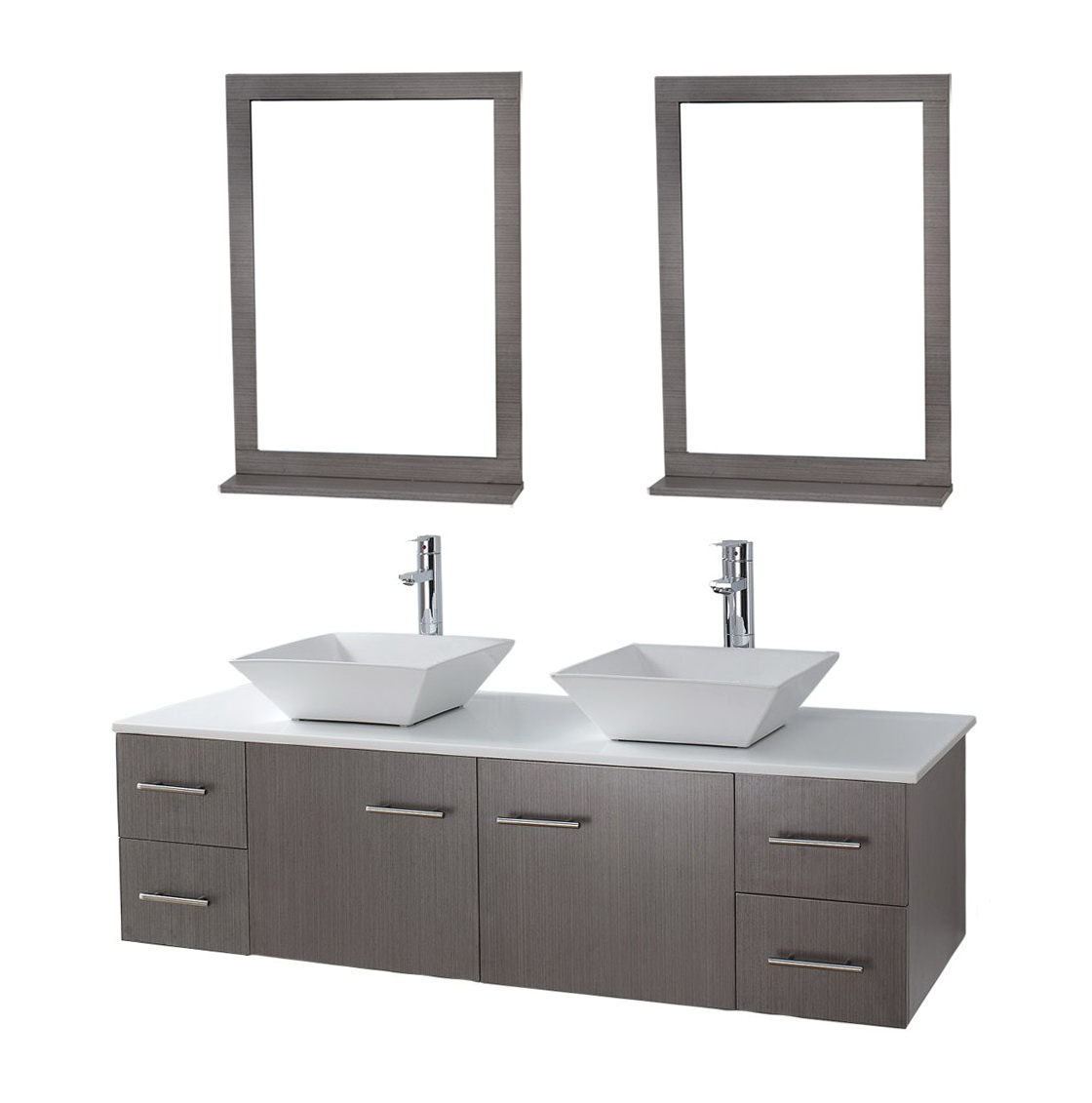Solid Wood Bathroom Vanity Top