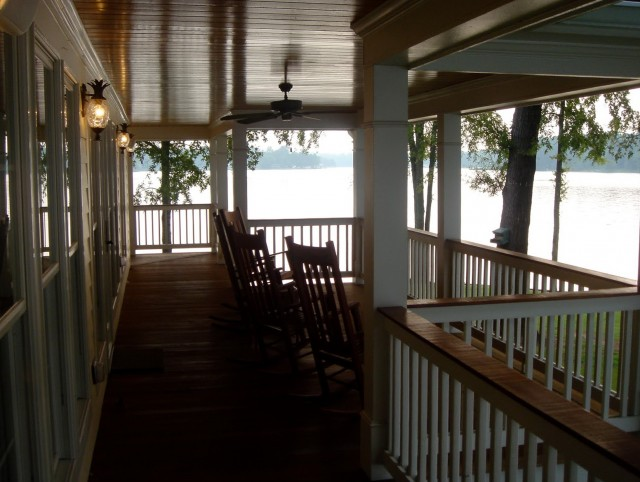 Southern Home Plans Wrap Around Porch
