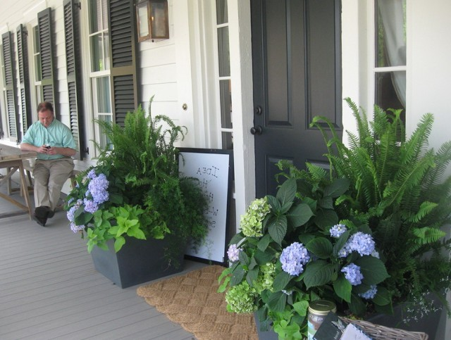 Southern Living Front Porches