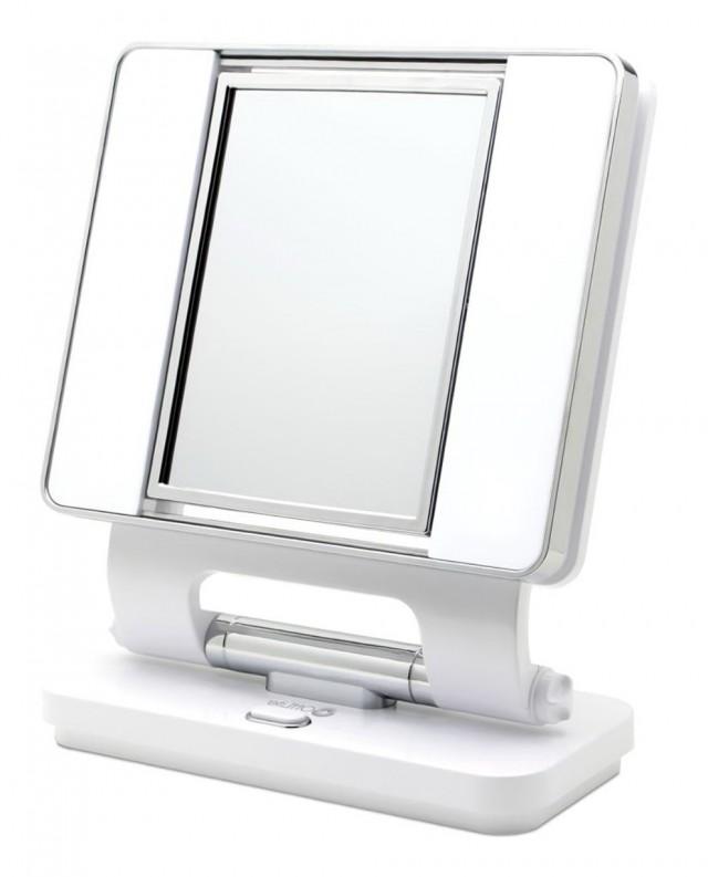 Tabletop Vanity Mirror With Lights