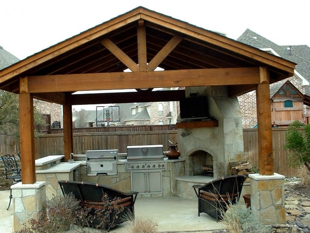 Tin Roof Porch Plans