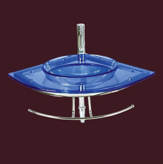 Vessel Sink Corner Vanity