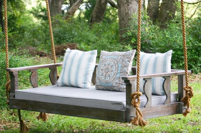 Vintage Porch Swing Plans