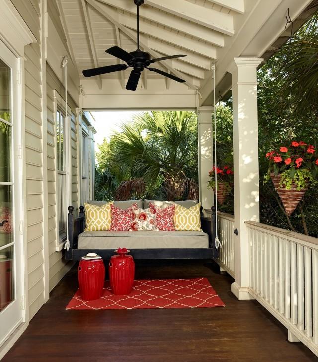Vintage Porch Swings Charleston