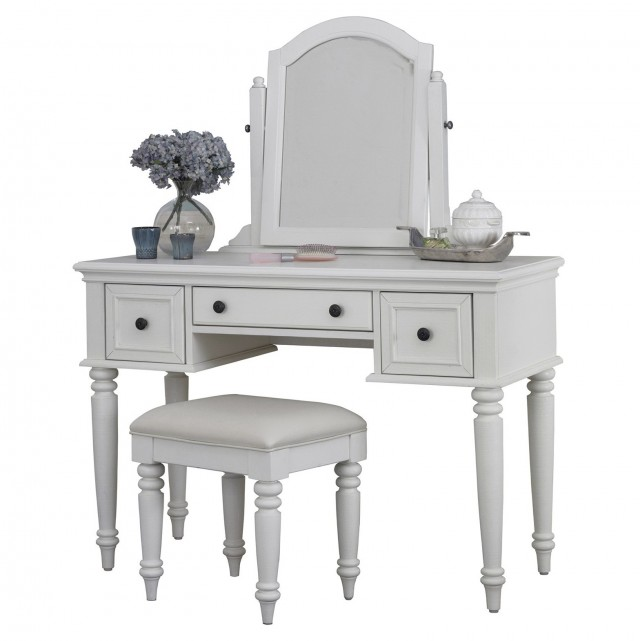 White Bedroom Vanity Canada