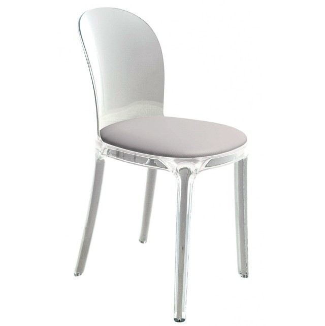 White Vanity Chair With Back