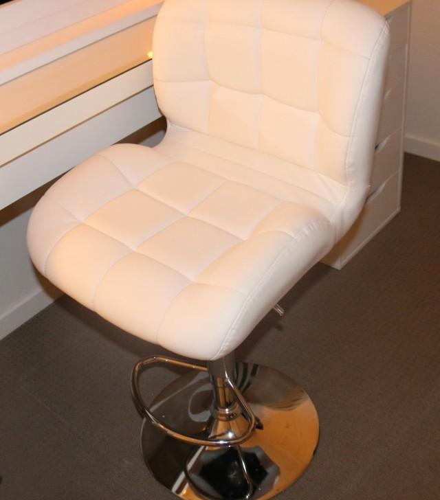 White Vanity Stool Ikea