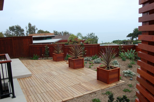 Wood Porch Flooring Ideas