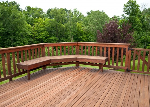 Wood Porch Flooring Options