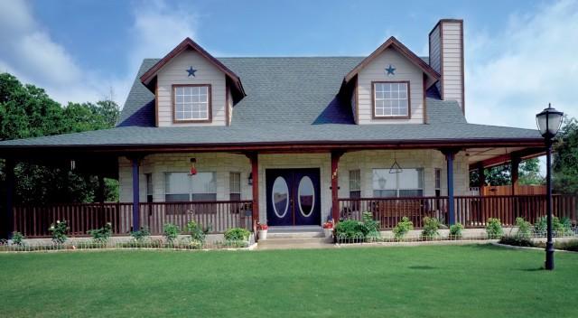 Wrap Around Porch Home Designs