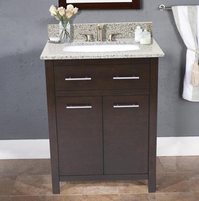28 Inch Bathroom Vanity With Sink