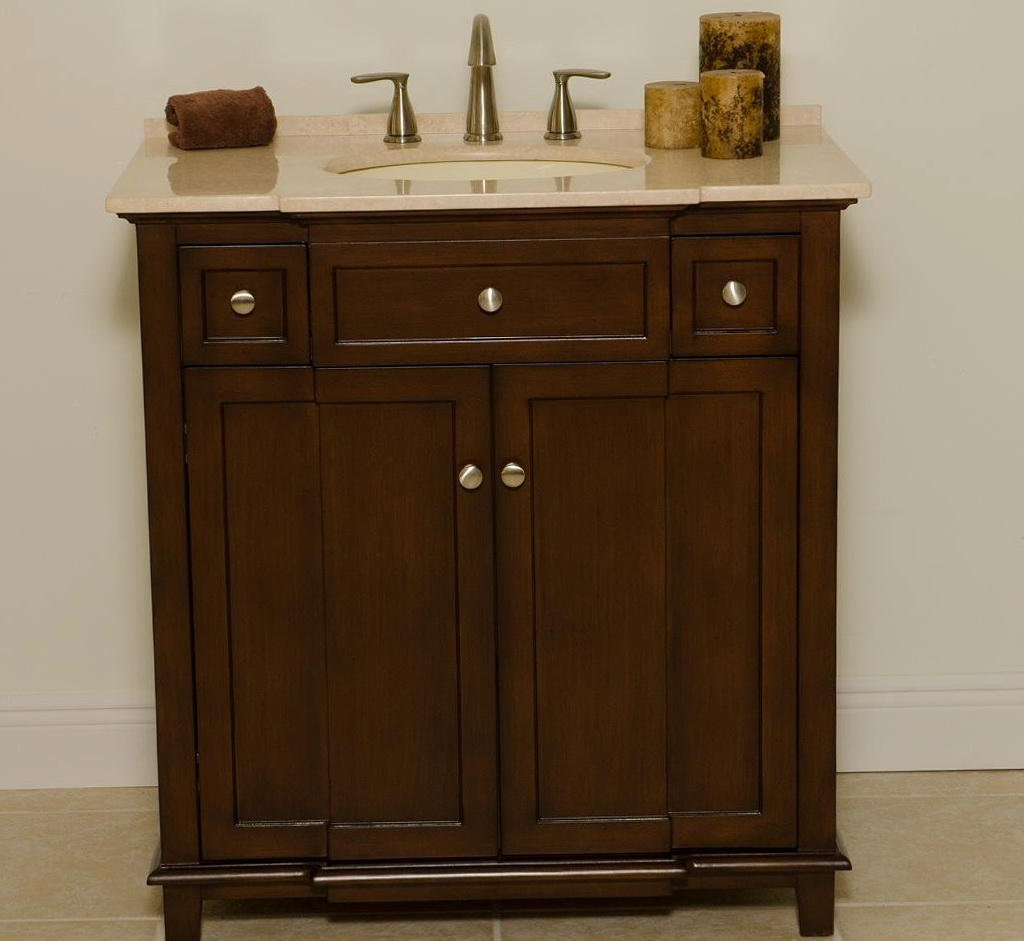 28 Inch Bathroom Vanity With Top