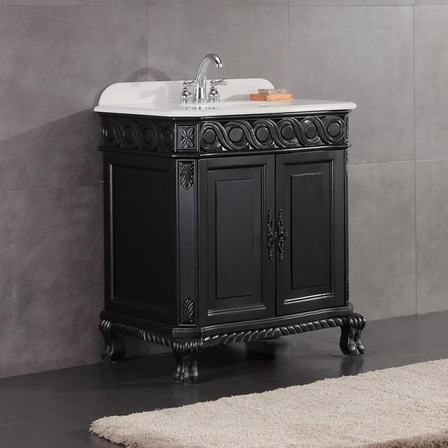 30 Antique White Bathroom Vanity
