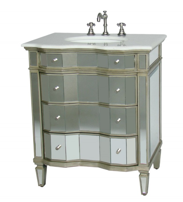 30 Bathroom Vanities With Drawers