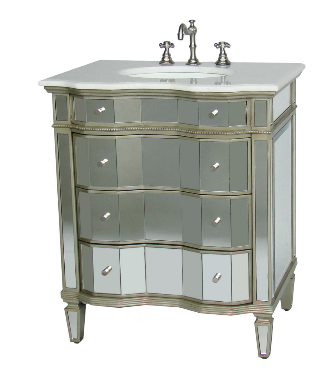 30 Bathroom Vanities With Drawers