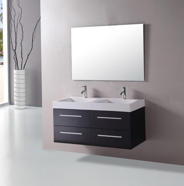 40 Inch Double Sink Vanity