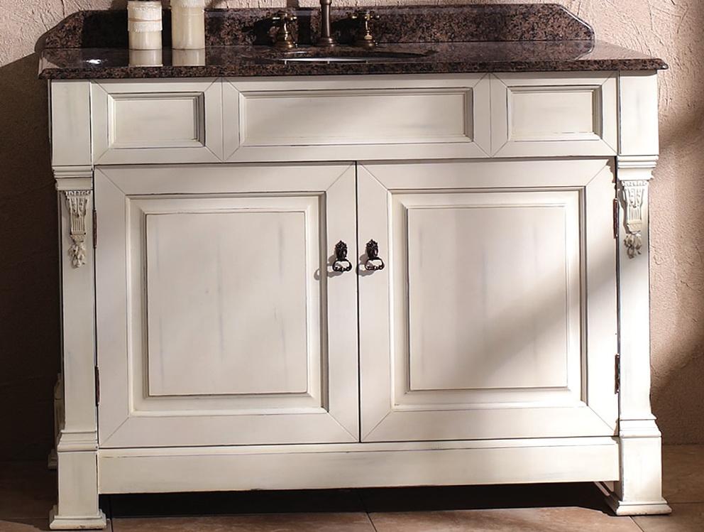 42 Vanity Cabinet With Top