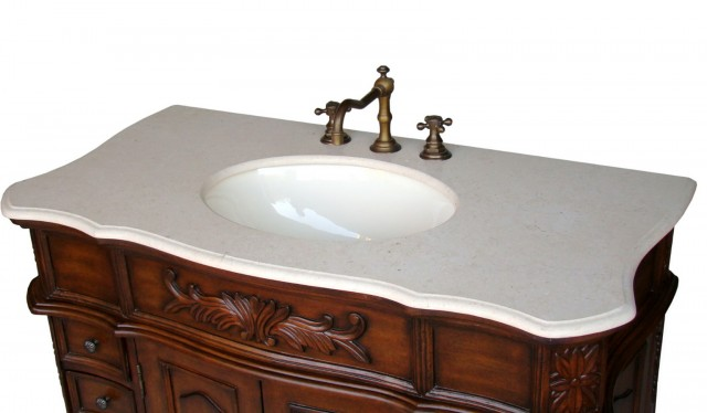 42 Vanity Top With Sink