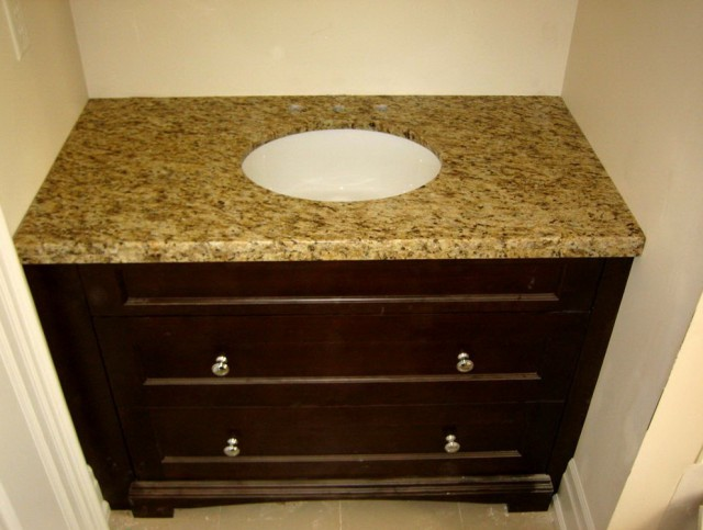 43 Inch Vanity Top With Sink