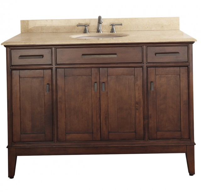48 Inch Bathroom Vanities With Tops