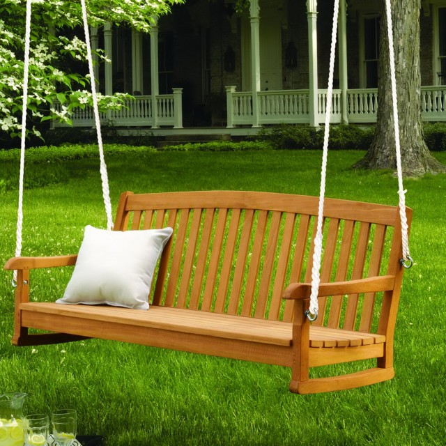 6 Ft Porch Swing Plans